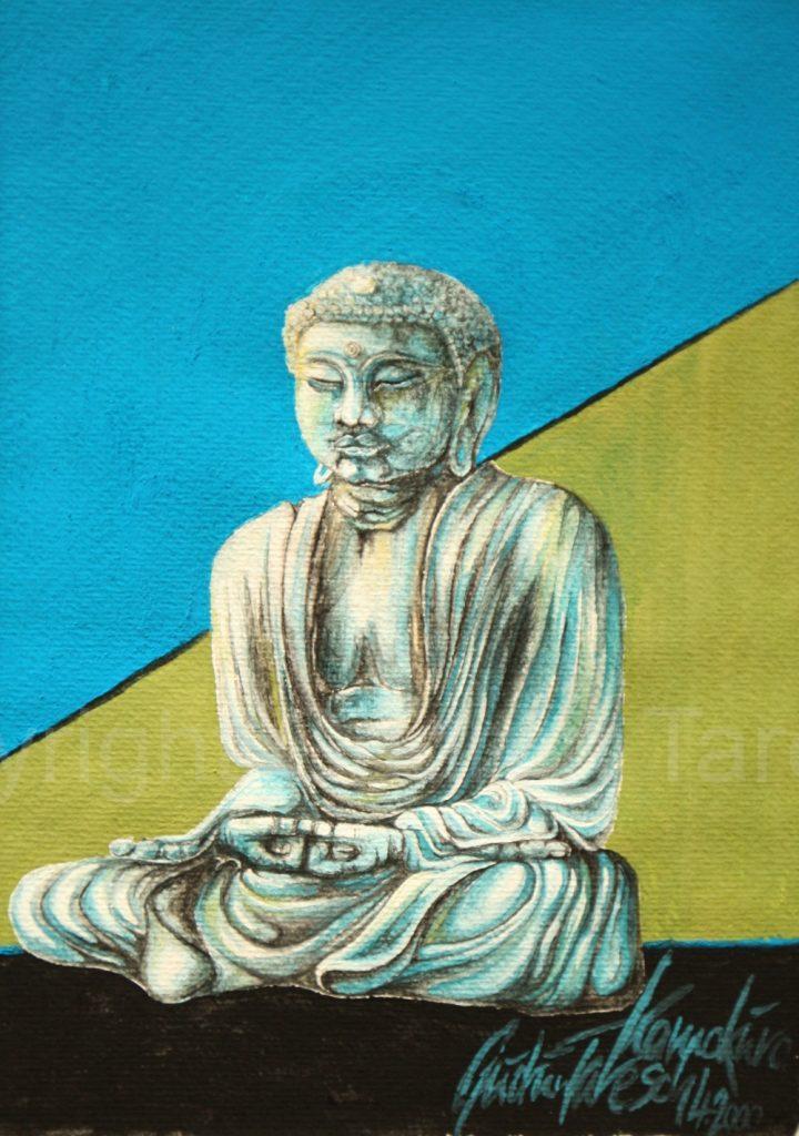 buddha_klein
