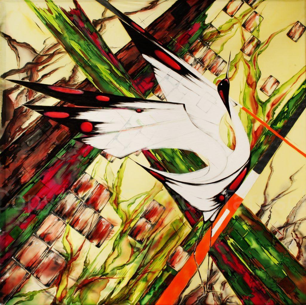 crane for peace 2