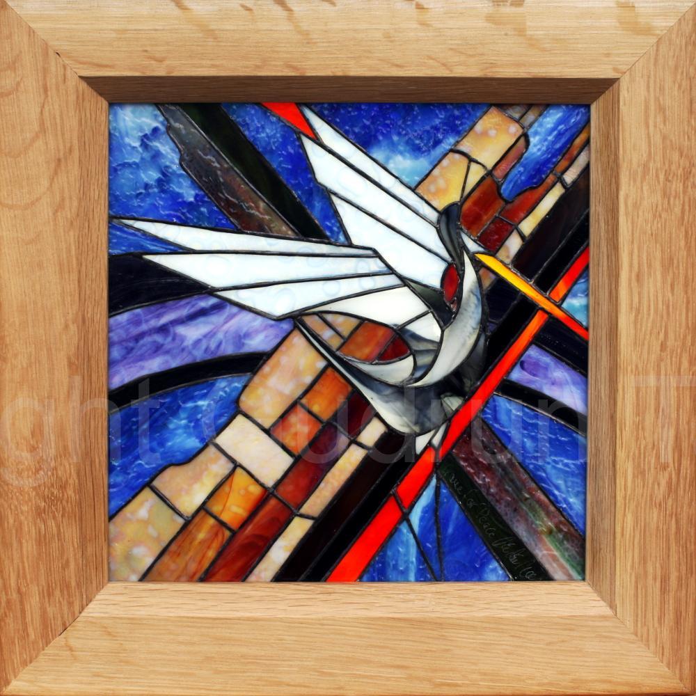 crane for peace_klein